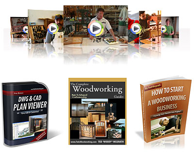 woodworking bonuses