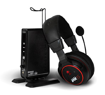 Ear Force PX5 Wireless Gaming Headset with Bluetooth